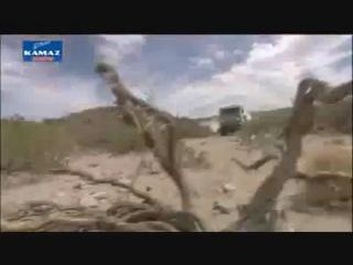 Kamaz - Rally Paris Dakar