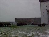 Реконструкция Северной Войны 1700 Года В Нарвском Замке.